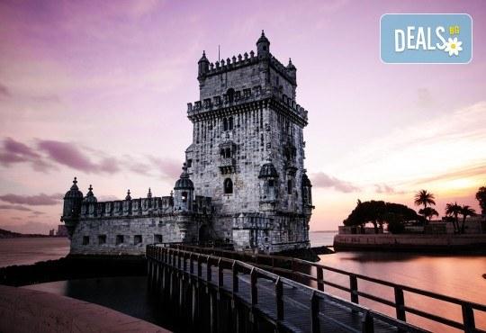 През септември в Лисабон, Португалия: 4 нощувки и закуски, билет, трансфери, програма