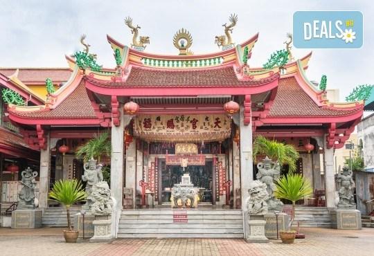 Екзотика и лукс! Почивка на остров Пукет, Тайланд, през октомври! 7 нощувки със закуски в хотел Phuket Island View 4*, билет с летищни такси, трансфери и водач - Снимка 2