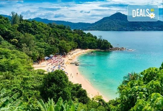 Екзотика и лукс! Почивка на остров Пукет, Тайланд, през октомври! 7 нощувки със закуски в хотел Phuket Island View 4*, билет с летищни такси, трансфери и водач - Снимка 5