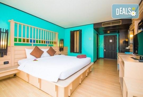 Екзотика и лукс! Почивка на остров Пукет, Тайланд, през октомври! 7 нощувки със закуски в хотел Phuket Island View 4*, билет с летищни такси, трансфери и водач - Снимка 10