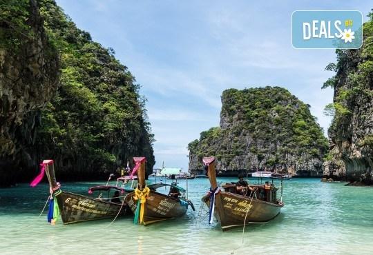 Екзотика и лукс! Почивка на остров Пукет, Тайланд, през октомври! 7 нощувки със закуски в хотел Phuket Island View 4*, билет с летищни такси, трансфери и водач - Снимка 6