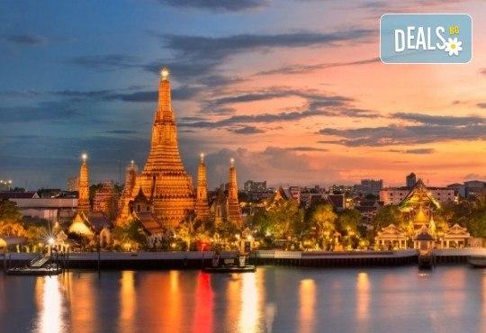 Екзотика и лукс! Почивка на остров Пукет, Тайланд, през октомври! 7 нощувки със закуски в хотел Phuket Island View 4*, билет с летищни такси, трансфери и водач - Снимка 3
