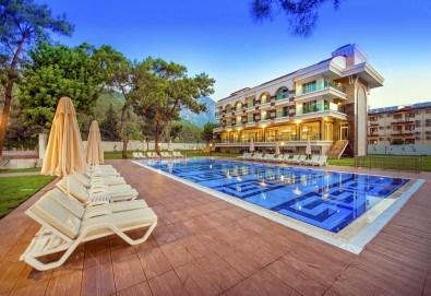 Късно лято в Grand Ring Hotel 5*, Кемер, Анталия! 7 нощувки на база All Inclusive, възможност за транспорт! Дете до 12 години безплатно! - Снимка