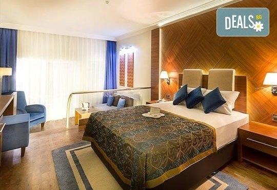 Септемврийски празници в Кушадасъ, Турция! 7 нощувки на база Ultra All Inclusive в Ephesus Princess Hotel 5*, безплатно за дете до 12.99г. - Снимка 4