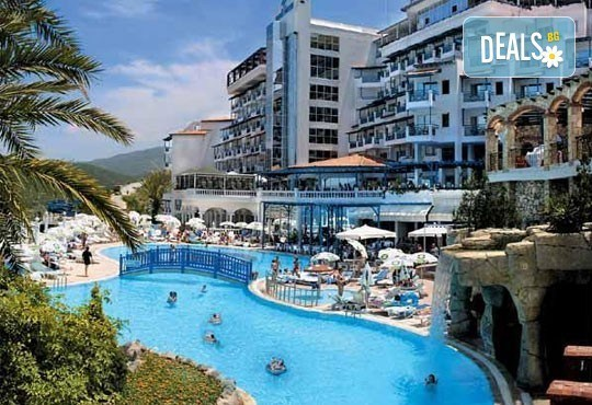 Септемврийски празници в Кушадасъ, Турция! 7 нощувки на база Ultra All Inclusive в Ephesus Princess Hotel 5*, безплатно за дете до 12.99г. - Снимка 14