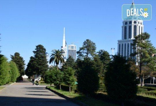 Екскурзия до Грузия с полет от Солун! 4 нощувки в хотели 3*, 3 закуски и 1 обяд, транспорт до Солун, билет с летищни такси, трансфери, програма - Снимка 2