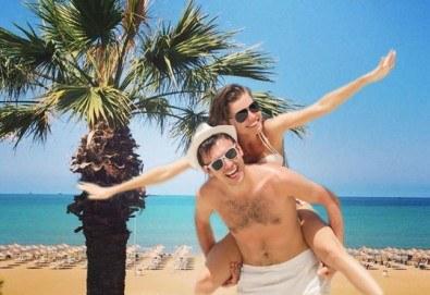 Лятна почивка в хотел Акрополи 3* по крайбрежието на Дуръс, Албания! 7 нощувки със закуски и вечери, транспорт, посещение на Охрид и Скопие от София Тур! - Снимка