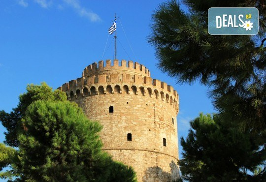 Еднодневна екскурзия през юли до Солун, Гърция с включени транспорт и екскурзовод от агенция Поход! - Снимка 1