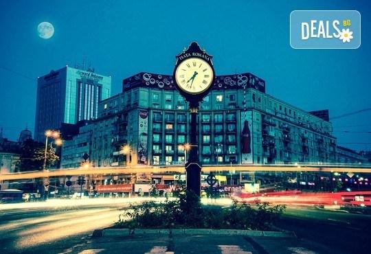 Разходка в елегантната столица на забавленията - Букурещ! Еднодневна екскурзия с транспорт и екскурзовод от агенция Поход! - Снимка 2