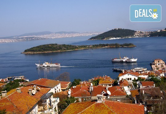 Септемврийски празници в Истанбул и Одрин с бонус: посещение на Принцовите острови! 2 нощувки със закуски в HISTORY 3+* и транспорт от Дениз Травел - Снимка 7