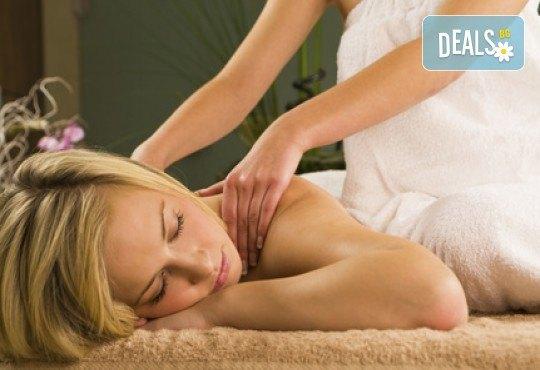 Отпуснете се и върнете комфорта в тялото си с 40-минутен лечебен масаж на гръб от ShuShe Lifestyle Center - Снимка 2