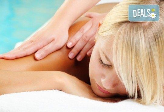 Облекчете всяка болка! Мануална терапия на гръб, масаж на яка, на врат и на рамене в Лаура Стайл! - Снимка 1