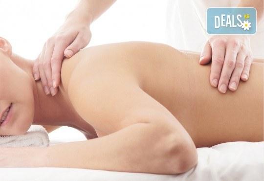 Облекчете всяка болка! Мануална терапия на гръб, масаж на яка, на врат и на рамене в Лаура Стайл! - Снимка 2