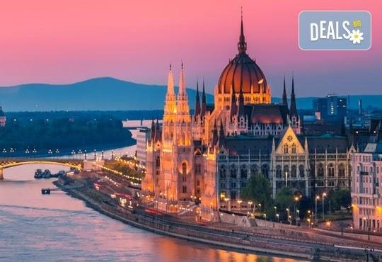 Екскурзия до Будапеща и Прага, дата по избор: 3 нощувки със закуски, транспорт