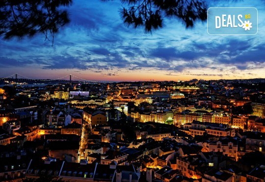 Самолетна екскурзия с полет на Bulgaria Air до Лисабон, Португалия: 7 нощувки със закуски и вечери, самолетен билети водач от Травел Мания! - Снимка 5