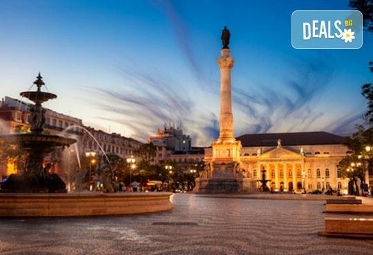 Самолетна екскурзия с полет на Bulgaria Air до Лисабон, Португалия: 7 нощувки със закуски и вечери, самолетен билети водач от Травел Мания! - Снимка 1