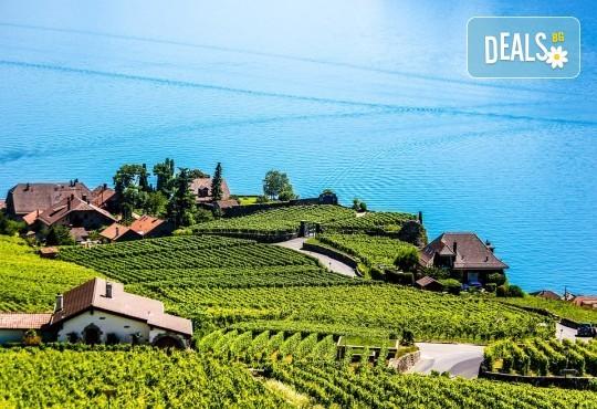Самолетна екскурзия до Швейцария през септември: 3 нощувки със закуски