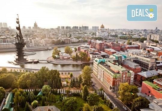 История и съвремие! Екскурзия до Санкт Петербург и Москва през юли със 7 нощувки със закуски в хотели 3*/4*, билет с летищни такси и трансфери - Снимка 10