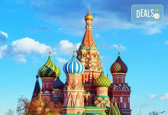 История и съвремие! Екскурзия до Санкт Петербург и Москва през юли със 7 нощувки със закуски в хотели 3*/4*, билет с летищни такси и трансфери - Снимка 2