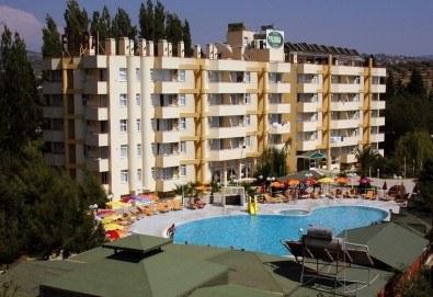 Лятна почивка в Кушадасъ, Турция! 7 нощувки на база All Inclusive във Flora Suites 3*, безплатно за дете до 12.99 г. - Снимка