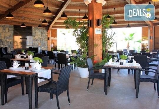 Почивка през септември в Кушадасъ, Турция! 7 нощувки на база All Inclusive в Kusadasi Golf ans SPA Resort 5*, безплатно за дете до 12.99г. и възможност за транспорт! - Снимка 7
