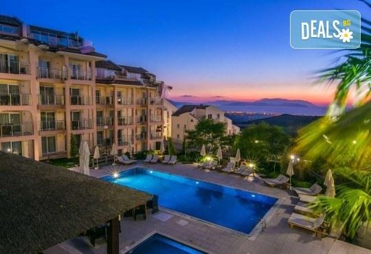 Почивка през септември в Кушадасъ, Турция! 7 нощувки на база All Inclusive в Kusadasi Golf ans SPA Resort 5*, безплатно за дете до 12.99г. и възможност за транспорт! - Снимка 1