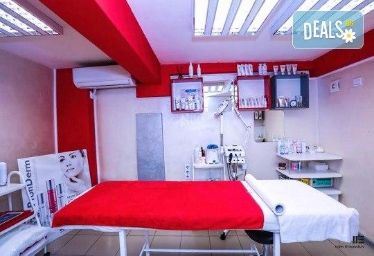С чисто нова визия! Боядисване с боя Alfaparf в новия салон за красота Венера, бул. Сливница - Снимка 7