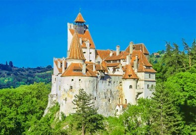 Разходка до Румъния от август до октомври с еднодневна екскурзия до Синая и Замъка на Дракула в Бран с транспортот Русе - Снимка