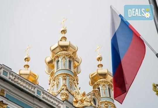 Опознайте красивата и необятна Русия с екскурзия до Санкт Петербург и Москва през юли! 7 нощувки със закуски, самолетен билет, трансфери и панорамни обиколки - Снимка 11