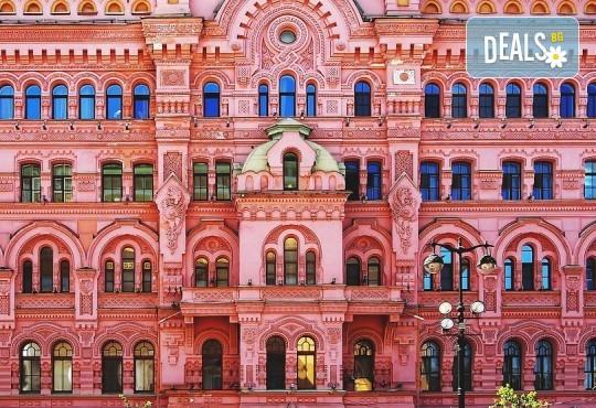 Опознайте красивата и необятна Русия с екскурзия до Санкт Петербург и Москва през юли! 7 нощувки със закуски, самолетен билет, трансфери и панорамни обиколки - Снимка 3