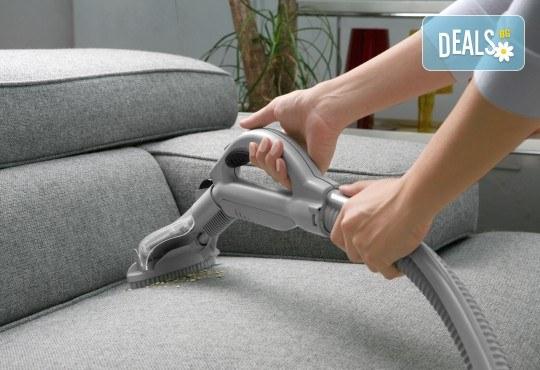 Пране с професионална машина на мека мебел, дивани, килими, матраци в различни комбинации от фирма QUICKCLEAN! - Снимка 2
