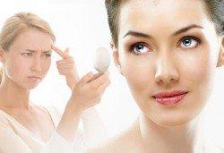 Медицинско почистване на лице с екстракция, козметика на GIGI, D-r Belter, Glori или Resultime и ампула чист хиалурон от Sin Style - Снимка