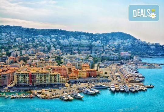 До Барселона и перлите на Средиземноморието: 7 нощувки, 7 закуски, 3 вечери, транспорт