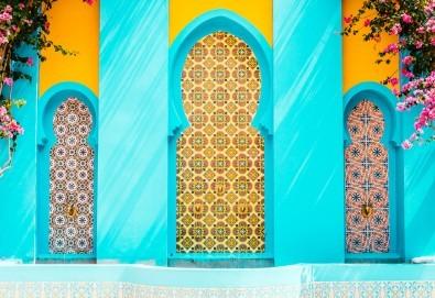 Екзотична почивка в Мароко: 7 нощувки със закуски и вечери в хотели 4*, самолетен билет, трансфери и програма с обиколка на Есуира и Маракеш! - Снимка