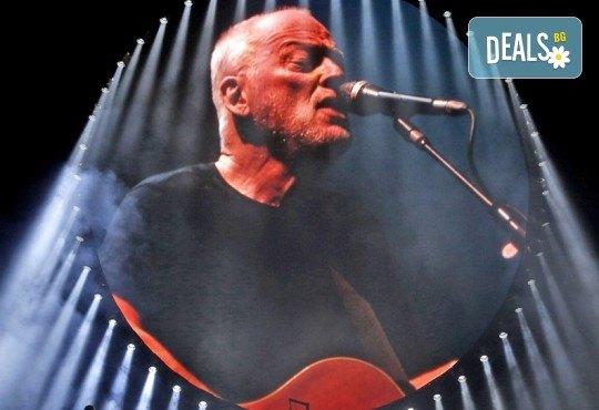 Само в Кино Арена, само през септември! Прожекция на концерта David Gilmour Live At Pompeii на 13 и 16 септември от 20ч., в Кино Арена в София! - Снимка 5