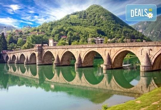 През септември до Дървенград, Каменград и Вишеград: 2 нощувки със закуски