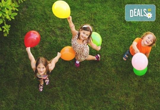 Чист въздух и игри в Драгалевци – Бонгопарк предлага 3 часа лудо парти за 10 деца и родители - Снимка 2