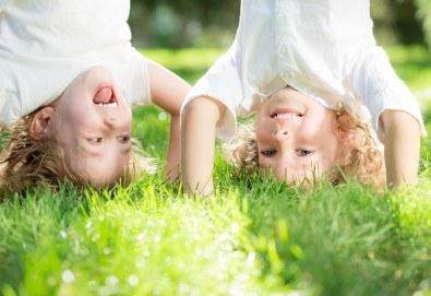 Чист въздух и игри в Драгалевци – Бонгопарк предлага 3 часа лудо парти за 10 деца и родители - Снимка