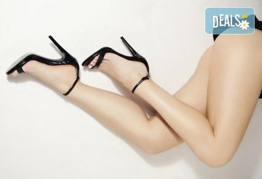 Открийте сезона с перфектно гладка кожа! Кола маска на Кола маска на цели ръце или цели крака във фризьоро-козметичен салон Вили - Снимка 2