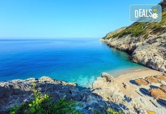Дуръс, Елбана и Охрид през септември: 3 нощувки, 3 закуски и 2 вечери, транспорт