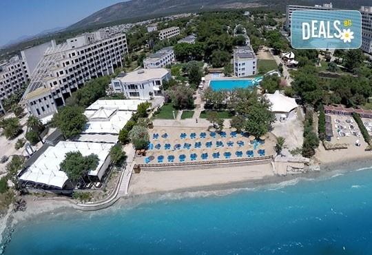Почивка през септември в Дидим, Турция! 7 нощувки на база All Inclusive в Carpe Mare Beach Resort 4*, възможност за транспорт! - Снимка 2