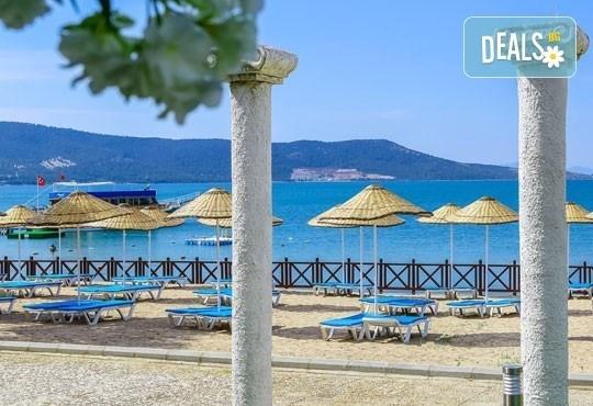 Почивка през септември в Дидим, Турция! 7 нощувки на база All Inclusive в Carpe Mare Beach Resort 4*, възможност за транспорт! - Снимка 9