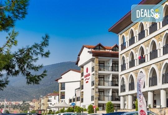 Септемврийска почивка в Дидим, Турция: 5 нощувки на база All Inclusive в Ramada Resort Hotel Didim 4* от Глобул Турс! Безплатно за дете до 11 години! - Снимка 2