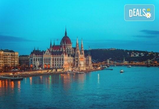 Август или септември до Будапеща и Виена: 2 нощувки, закуски и транспорт