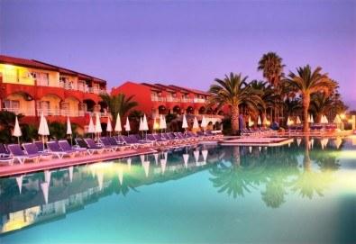 Лятна почивка в Кушадасъ, Турция: 5 нощувки на база All Inclusive в Ephesia Holiday Beach Club 4* от Глобул Турс! Безплатно за дете до 11 години! - Снимка