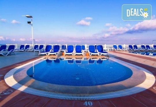 Лятна почивка в Кушадасъ, Турция: 5 нощувки на база All Inclusive в Ephesia Holiday Beach Club 4* от Глобул Турс! Безплатно за дете до 11 години! - Снимка 14