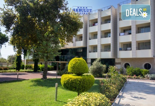 На море в Кушадасъ, Турция през септември: 5 нощувки на база All Inclusive в Akbalut Hotel & SPA 4* от Глобул Турс! Безплатно за дете до 11 години! - Снимка 2