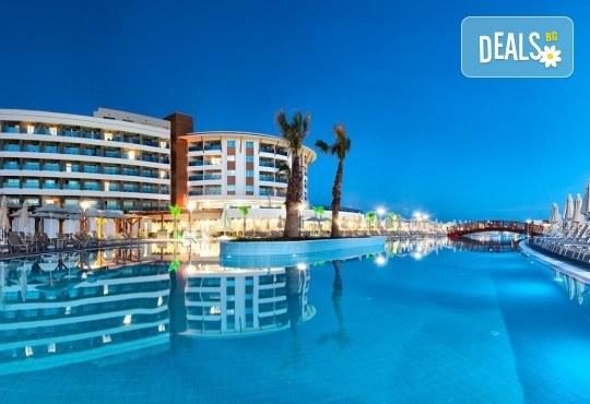 Морска почивка в Дидим, Турция: 5 нощувки на база All Inclusive в Aquasis Deluxe Resort & Spa 5* от Глобул Турс! Безплатно за деца до 11 години! - Снимка 3