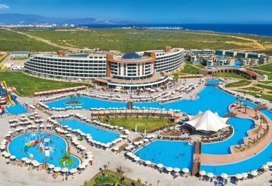 Морска почивка в Дидим, Турция: 5 нощувки на база All Inclusive в Aquasis Deluxe Resort & Spa 5* от Глобул Турс! Безплатно за деца до 11 години! - Снимка
