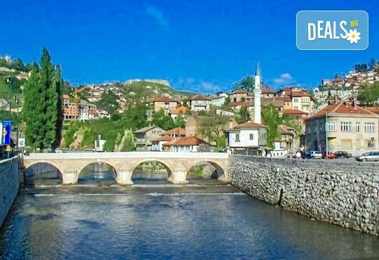 Екскурзия през август или септември до Сараево, Мостар и Босненски пирамиди: 2 нощувки със закуски, транспорт и екскурзовод! - Снимка 3